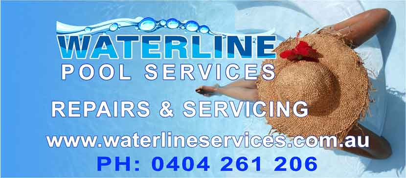 Waterline Pool Services Contact